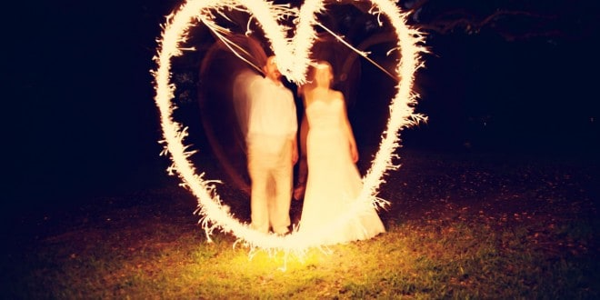 Wedding Sparklers For A Memorable Special Day Reception